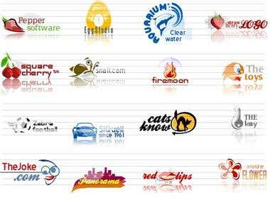 Sample of  Logos