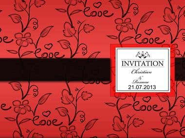 wedding envelope..