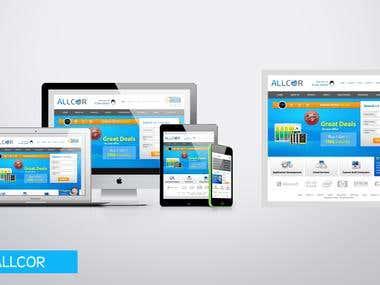 React.Js Website Development