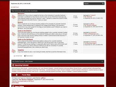 Go Cards Forum