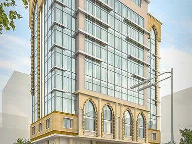 Hotel project - makkah