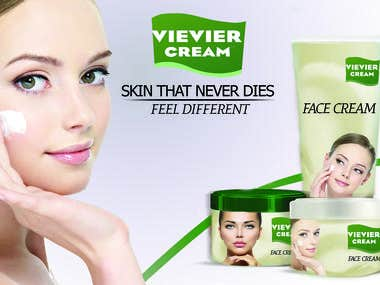 Vievier Cream for Skin