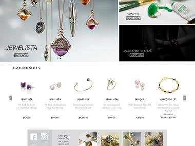 Nopcommerce Jewelry Shop