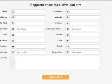 Set Web Forms