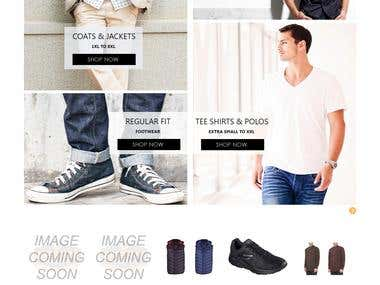Online Fashion Store