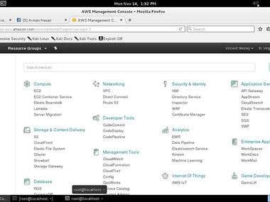 Amazon Web Services (AWS) - Cloud Computing Services