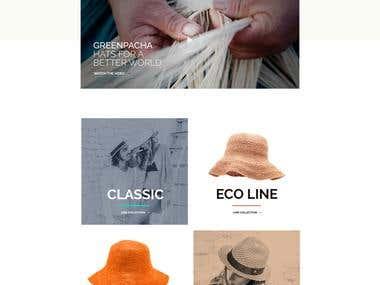 E-commerce Greenpacha