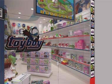 Projeto - Toy Store