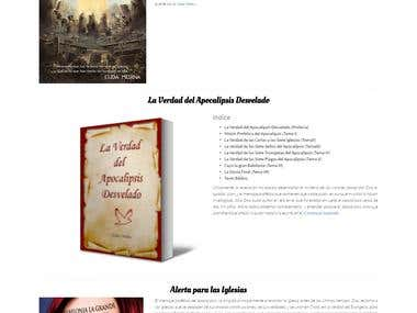 Sitio en Wordpress con tienda virtual