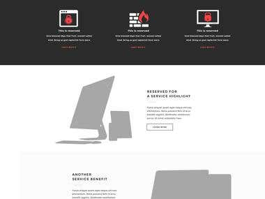 Red Piranha - Website Design