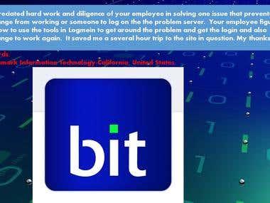 BENCHMARK INFORMATION TECHNOLOGY-California, United States