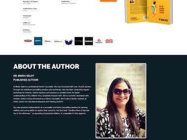 Dr Bindu Selot -  Dynamic Portfolio | OPPs PHP
