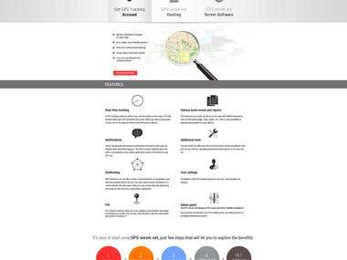 Gps web design