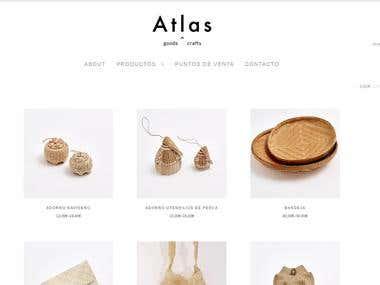 Arreglo de bugs y configuración de tienda online