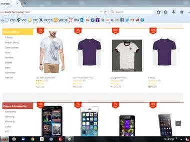 Multi-Vendor E-Commerce Shop