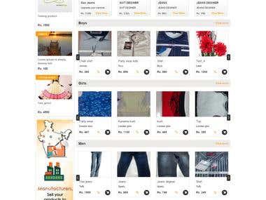 B2B eCommerce Site