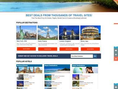 Hotel Booking Aggregation Site