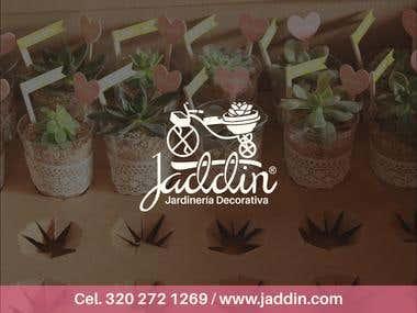 Logotipo Jaddin