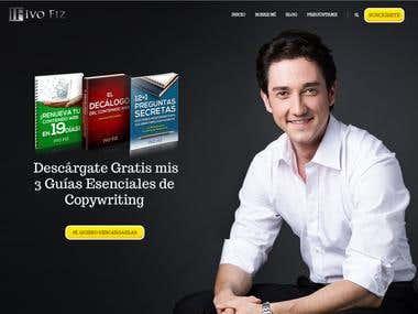 Ivofiz Marketing & Design Website
