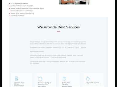 Mz Tax services
