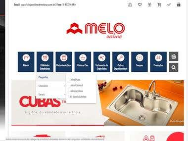 Melo - Magento - Brasil
