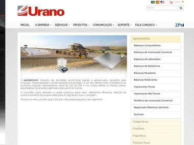 Urano - Magento - Brasil