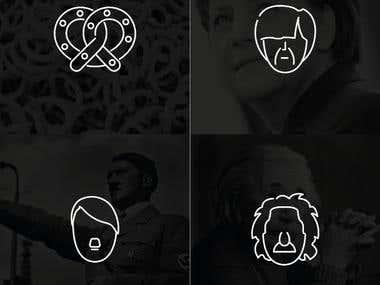 Germany Icon Design