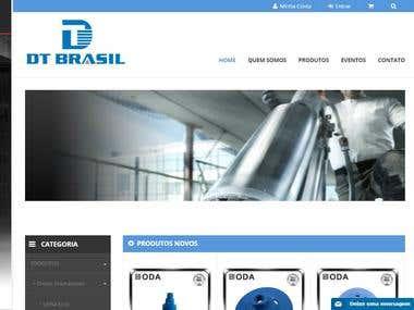DT BRASIL - MAGENTO - Brasil
