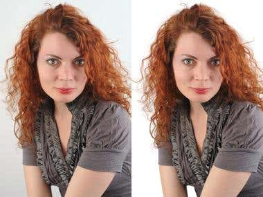Image Clipping Path/ Background Removal