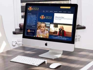 Sevak Education Trust (WordPress)