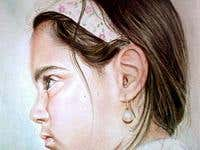 Child Portrait/ Illustration