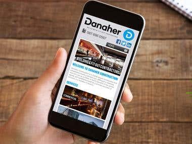 Danaher (WordPress)