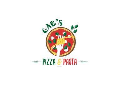 Logotype for an Italian Restaurant.