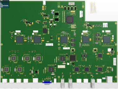 Large board high speed
