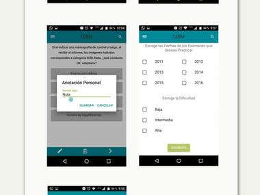 CDEM - Aplicación Móvil | Mobile App