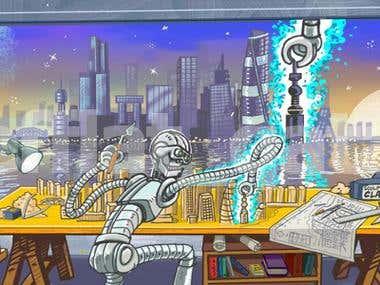 Robo Arkitekto
