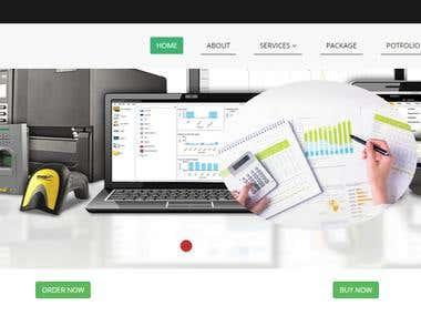 Matrix IT Website
