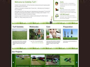 Website design Cobbitty
