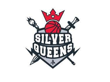 SILVER QUEENS Basketball club