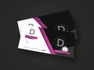Defined Beauty Clinic Branding & Print Items
