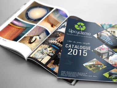 Catalog  - Brochure design