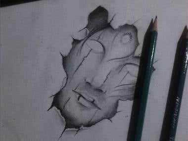 Sketch tattoo #5