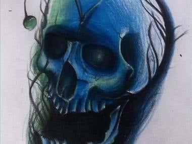 Sketch tattoo #3