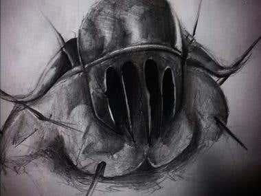Sketch tattoo #4