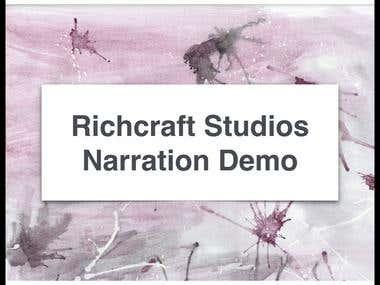 Narration Demo
