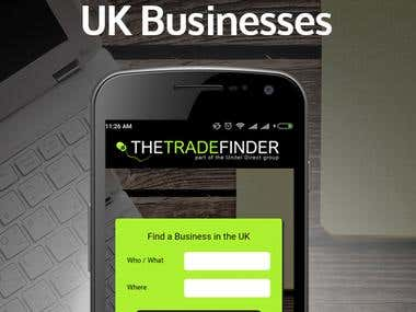 The Trade Finder