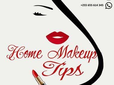 Logo Design for a makeup artist