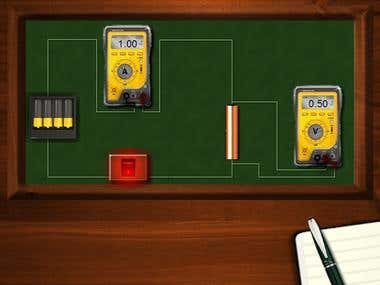 circuit simulation for education