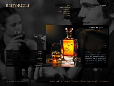 Emporium - Website