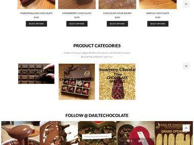 Chocolate Online Store ( dailtechocolate.com.au)